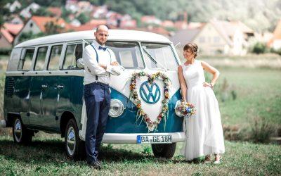 Susanne & Bernd – die Traumhochzeit